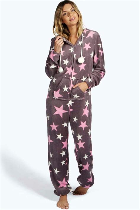 7 Snuggly Warm Winter Pajamas by Soft Fleece Womens Onesie Australia Oneises Uk