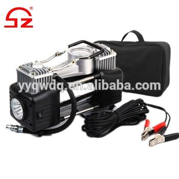Heavy Duty Air Compressor Portable Colokan Lighter Mobil heavy duty cylinder portable 12 volt car air compressor with led light buy portable air