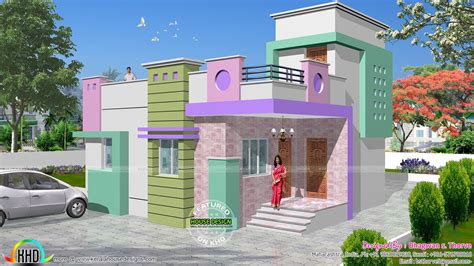 single floor house design floor indian house plan rare north single april kerala home design and 2 charvoo