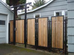 Entry gate designs exterior contemporary with astroturf cable gallery
