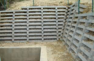 australian retaining walls options australian retaining