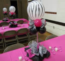 wedding decorations zebra print wedding decoration ideas