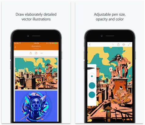 design app in illustrator or photoshop the 60 best iphone apps for designers creative bloq