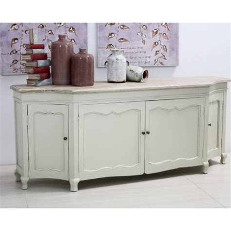 credenze basse shabby chic mobile credenza bianco shabby chic mobili provenzali on line