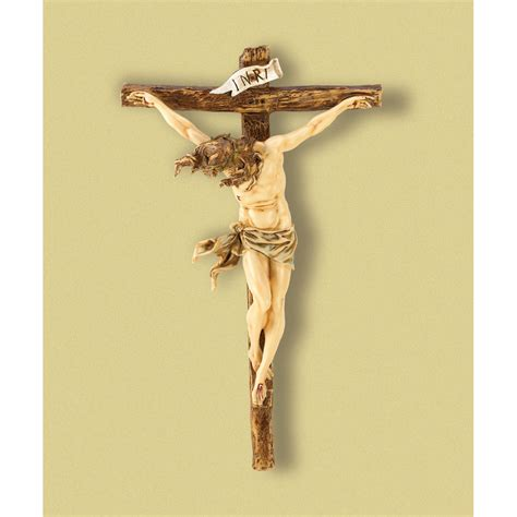 crucifix jesus statue large 20 wall cross big christian