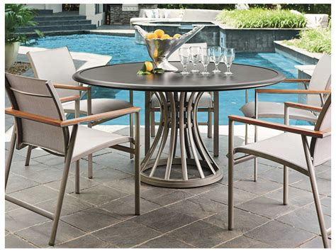 bahama outdoor dining set bahama outdoor mar cast aluminum casual dining