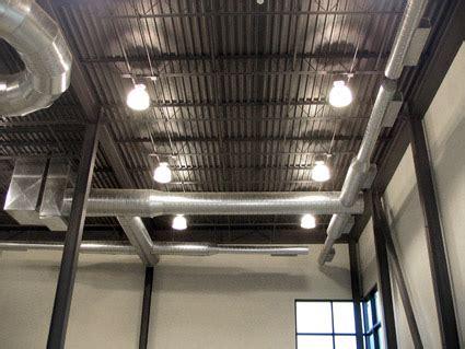Ceiling Duct interior ductwork design burholder s heating air