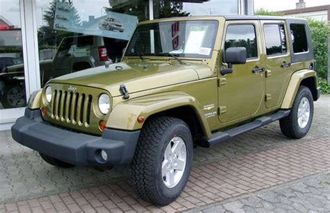 jeep wrangler models list all jeep models list of jeep car models vehicles