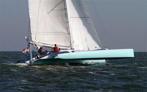 trimaran yana tr42 performance trimaran grainger designs catamarans