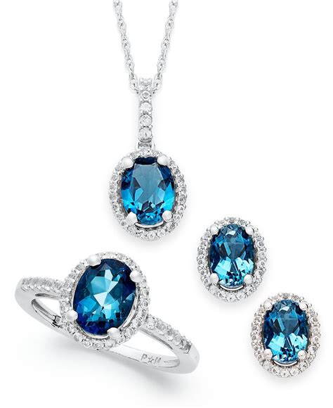 Blue Topaz For 25 best ideas about blue topaz on