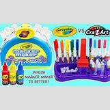 Crayola Marker Maker | 1280 x 720 jpeg 185kB