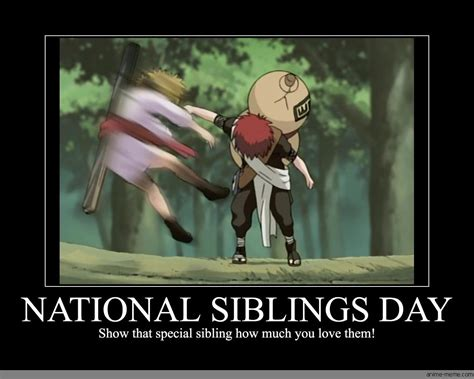 National Siblings Day Meme - 45 amazing siblings day greeting pictures