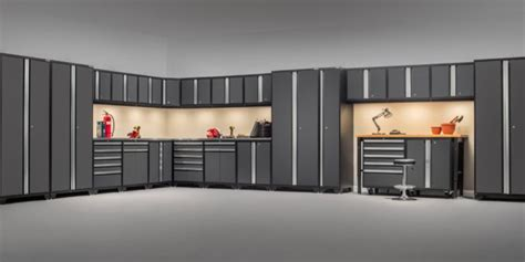 garage premier age update pro series garage cabinets from new age products