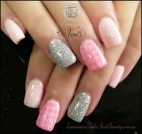 Gel Acrylic Nails by Luminous Nails February 2013