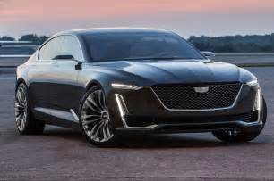 In My Cadillac Cadillac Escala Concept Look A Picture Window Into