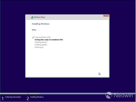 install windows 10 with usb guide how to install windows 10 from a usb drive neowin