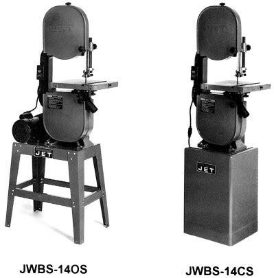 Jet Asian Jwbs 14os Jwbs 14cs 14 Quot Band Saw Operator S