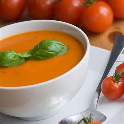 recette soupe 224 la tomate rapide