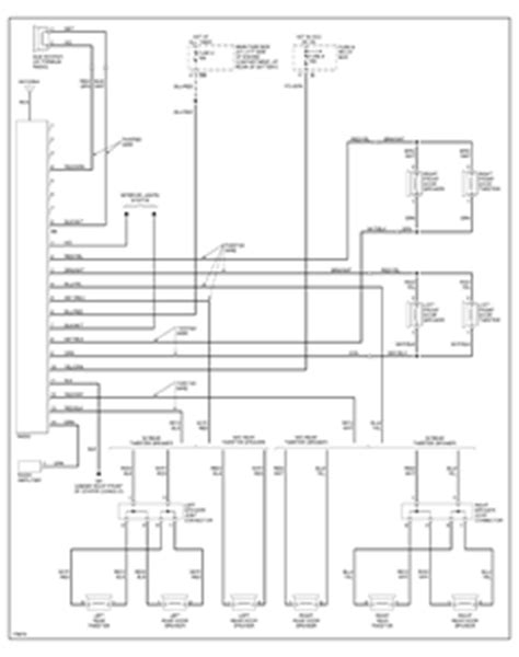 stereo wiring diagram    subaru