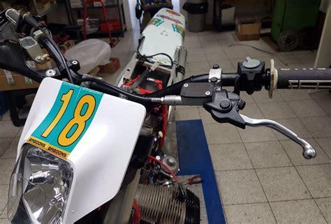 Motorrad Umbau Auf Hydraulische Kupplung by Swt Sports 2 Ventiler Bmw Motorrad R 80 100 Gs G S R