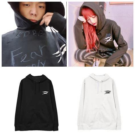 hoodie ikon by noona kpop us 17 99 allkpoper kpop blackpink cap hoodie ikon