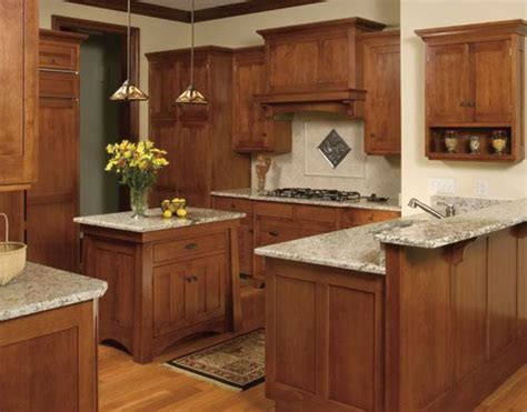 mission style kitchen cabinets quarter sawn oak cabinet style for the home