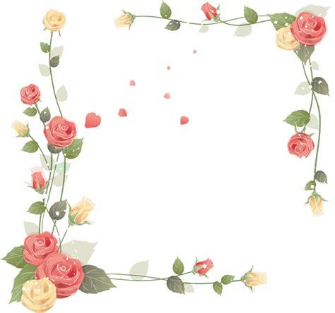 design bolder bunga 花卉边框设计图设计图 边框相框 底纹边框 设计图库 昵图网nipic com