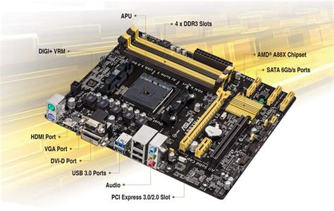 Asus 4c New a88xm a motherboards asus usa