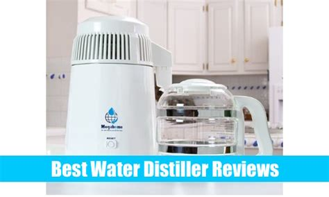 best water distiller reviews for 2017 for home