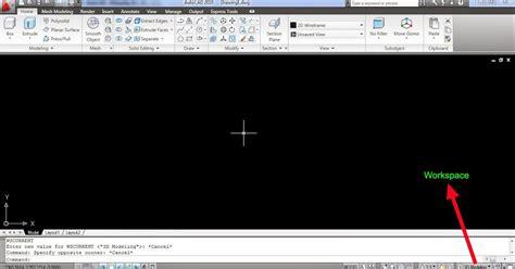 tutorial menggambar autocad 3 dimensi pengenalan menggambar objek dengan autocad 3d cadgue