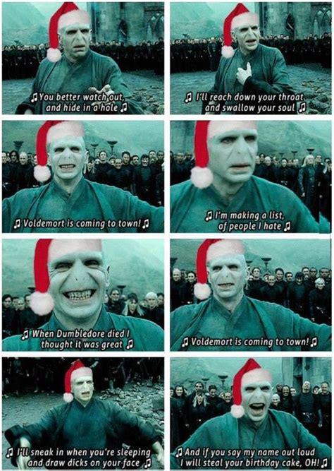 voldemort christmas song im  tears hogwarts