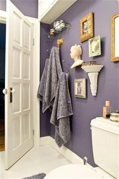 eggplant bathroom bathroom designs decorating ideas hgtv a little too dark i think for a