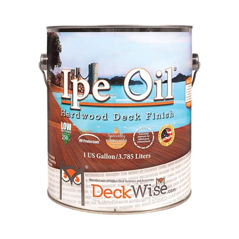 oil  ipe decking top  detailed reviews