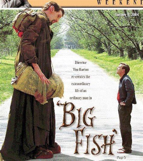 film big fish adalah movie review big fish the blade