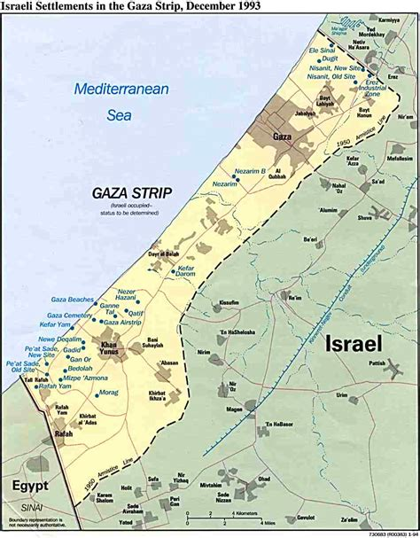 gaza map west bank and gaza maps perry casta 241 eda map collection