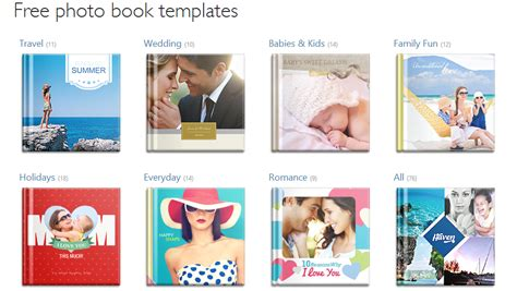 Using Readybooks In The Designer Programme Photobook Blog Free Photobook Template