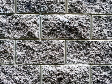 Home Design Building Blocks by Split Faced Concrete Unit Masonry Buildipedia