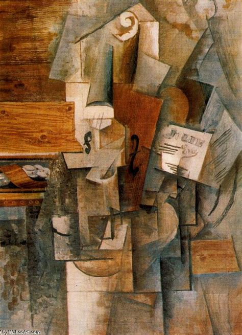 pablo picasso paintings violin the violin by pablo picasso 1881 1973 spain