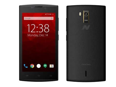 nexian nv 45 with 4 5 display 1gb ram kitkat for sale