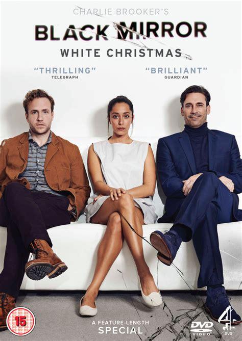 black mirror white christmas nonton black mirror white christmas dvd zavvi com