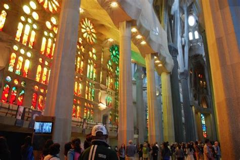 sagrada familia interior sagrada familia interior picture of basilica of the