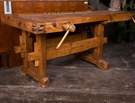 bench joiners french joiner s bench c 1900 at 1stdibs