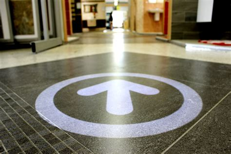 Floor Projector by Gobo Projector Eu News Navigation And Safety Signs