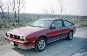1986 chevy cavalier z24 flickr photo