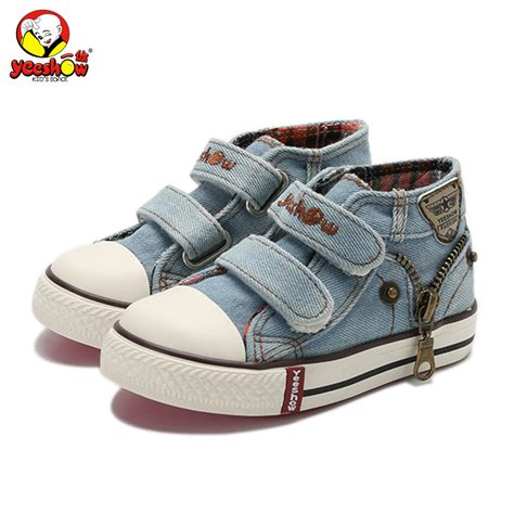sneakers for toddler boys aliexpress buy new 2017 autumn canvas children shoes