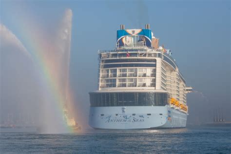 royal caribbeans newest ship royal caribbean s next great adventure has arrived with