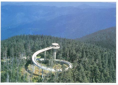 clingmans dome cabins of the smoky mountains attractions