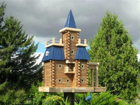 House Plans With Casitas casas para p 225 jaros en tu jard 237 n