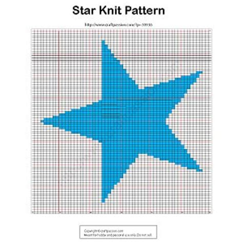 star pattern in knitting star pillow free knitting pattern craft passion page