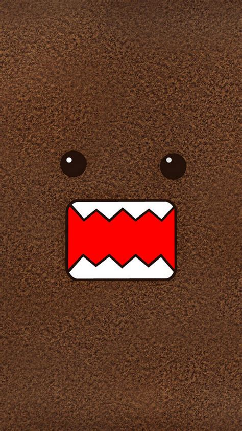 wallpaper iphone 6 elmo simple domo kun hd wallpaper iphone 6 plus